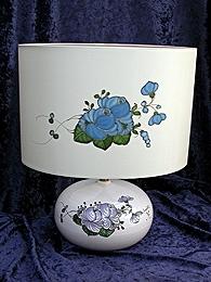 Lampe T2 à la Rose bleue
