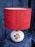 A/ T00  Lampe croix basque
